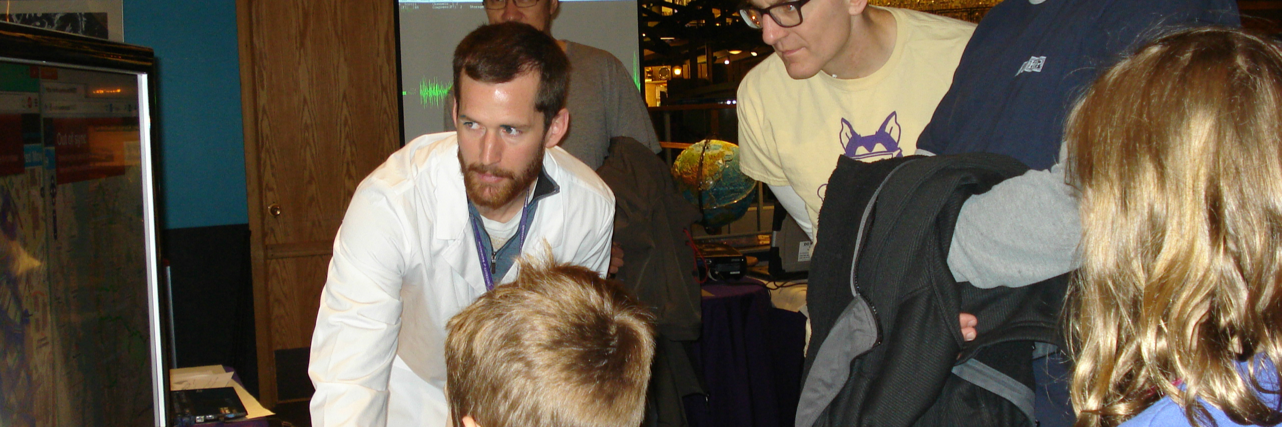 Paws on Science 2014